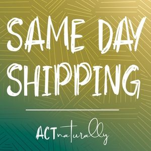SAME DAY SHIPPING before 2pm !